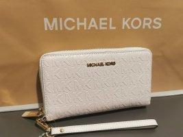 Neue Michael Kors Geldbörse / Clutch mit Etikett weiß