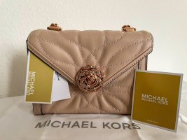 Michael Kors Crossbody bag pink-dusky pink leather