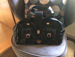 Adidas Handbag black-gold-colored