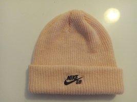Nike Bonnet rosé-bleu foncé