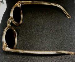 Mister Spex Gafas de sol redondas nude-crema