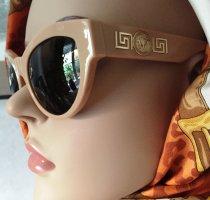 Neue Original Versace Sonnenbrille, beige, Medusa, Mod. 4253