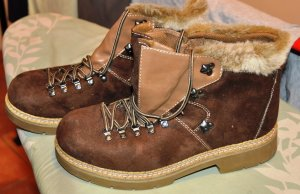 Desert Boots brown leather