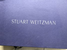 Stuart weitzman Stivale cuissard nero
