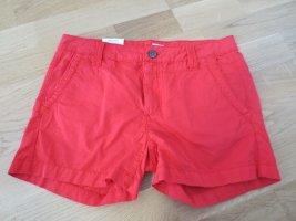 NEUE Pepe Jeans, kurze Short, rot, Gr. 36/S, 27, mit Etikett