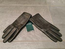 Neue Ralph Lauren Leder Handschuhe NP 119€