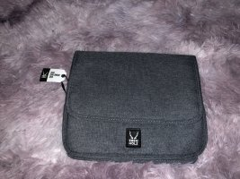 Travel Bag grey-black