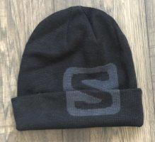 Salomon Fabric Hat white-black