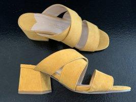 Neue Sandale Sandalette Pantolette Dorothy Perkins Wide Fit Gr. 4/ 37