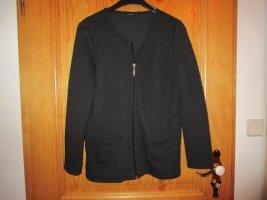 Shirt Jacket black cotton