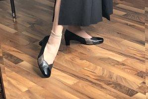 Neue Schuhe, echtes Leder, innen weich und bequem • Rarität