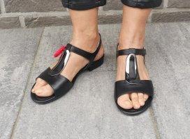 ara Sandales confort noir cuir