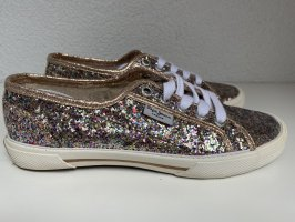Neue Sneaker Glitzer