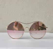 Calvin Klein Okrągłe okulary przeciwsłoneczne Wielokolorowy