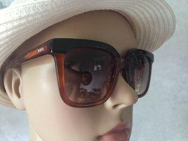 Neue Sonnenbrille von Emilio Pucci, Modell EP84, braun-schwarz