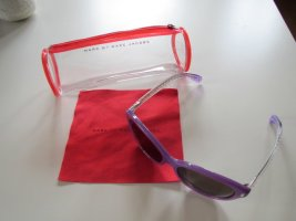 Marc by Marc Jacobs Sunglasses lilac synthetic material