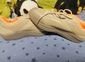 Lico High Top Sneaker light grey-orange