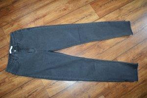 Nakd Jeans a sigaretta grigio scuro-nero