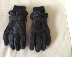 Identic Thermal Gloves black polyester