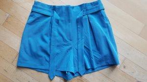 Neue Türkise Shorts mit Gürtel von asos in Gr. 38