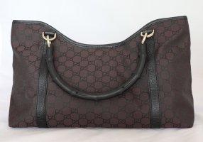 NEUE und geräumige Tasche von Gucci mit Bambushenkel