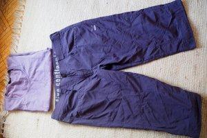 Salewa 3/4 Length Trousers lilac polyamide