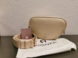 Aigner Bumbag cream-oatmeal leather