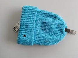 Esprit Beanie lichtblauw-turkoois