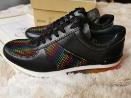 Michael Kors Lace-Up Sneaker black