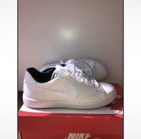Nike Sneakers met veters wit-lichtgrijs