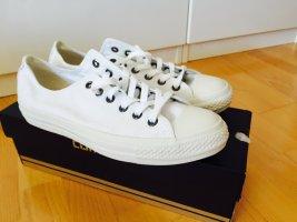 Converse Zapatos de marinero blanco