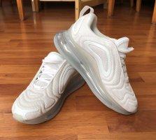 Neue weiß graue Nike Air Max 720 Größe 34