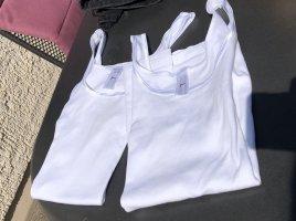 Neue weiße Damen Unterhemden 2er Set von C&A