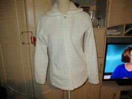 Janina Gilet polaire blanc polyester