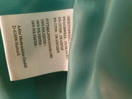 Bexleys Short Blazer black-turquoise mixture fibre