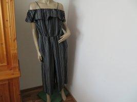 Neuer Damen Leinen Overall Größe 40 von Monoprix Femme (Nr1733)