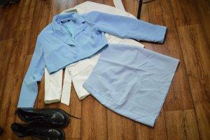Neuer hübscher Rock in hellblau Gr. 36 Jeans Industry
