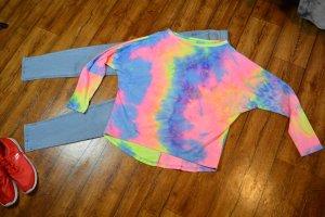 Neuer moderner Batik Sweater Gr. M/42 SHEIN