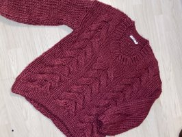 Nakd Coarse Knitted Sweater multicolored