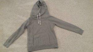 Vero Moda Capuchon sweater lichtgrijs