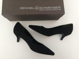 Neuer Pumps Kitten Heel Kennel & Schmenger Gr 36 statt 150 eur