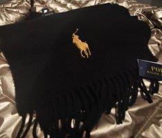 Polo Ralph Lauren Sciarpa di lana nero