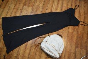 Neuer strechiger schwarzer Jumpsuit Gr. 38