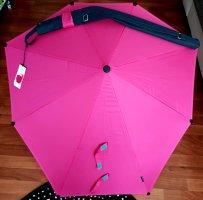 Ombrello da passeggio rosa