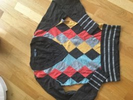 Mexx Wool Sweater multicolored