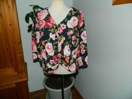 Ckh clockhouse Blouse Shirt multicolored viscose