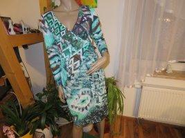 Sarah Kern Longsleeve Dress multicolored polyester