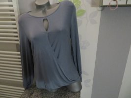Neues Damen Tunika Shirt in Wickeloptik Größe L von cable & gauge (Nr34)