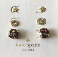 Kate Spade Zestaw biźuterii złoto