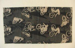 Neues multifunkionales Schlauchtuch mit Fahrrad/Bike Design..Halstuch, Maske